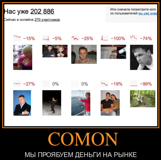 comon.ru демотиватор