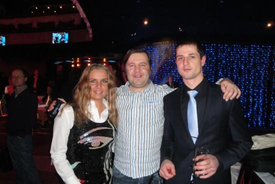 ЛЧИ 2011 награждение. Майя Яроцкая, Василий Олейник