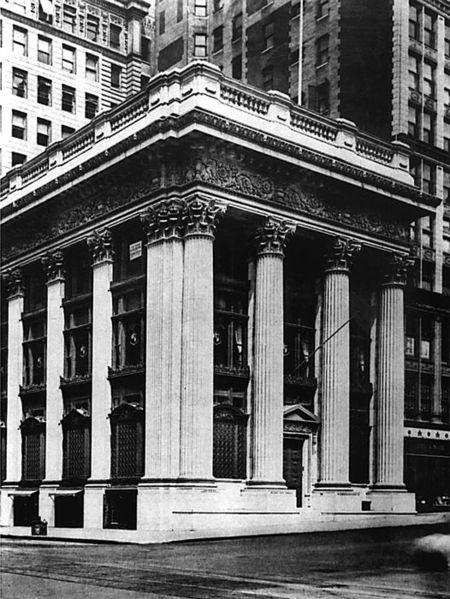 кризис 1907