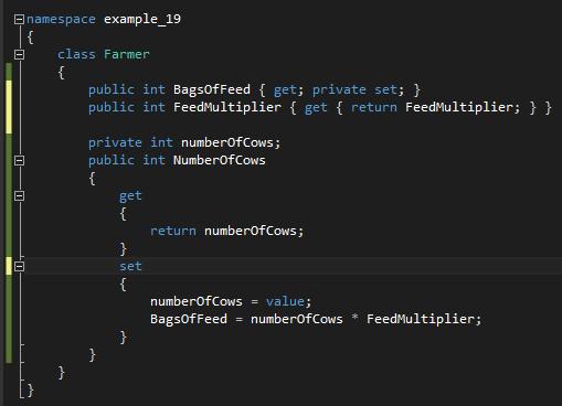 Изучаю программирование на C#. Мысли.