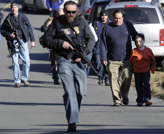 В США снова массовый расстрел детей!!!