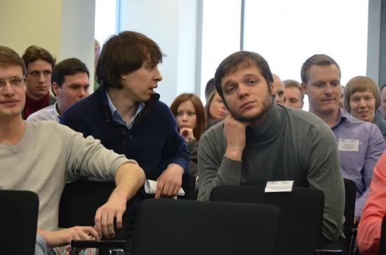 Роман Вишневский и Дмитрий Белоусов United Traders