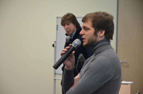 Роман Вишневский и Дмитрий Белоусов, United Traders