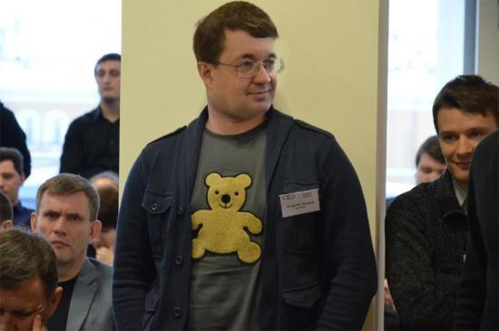 Порвало.... Андрей Андреев на встрече смартлаба))))