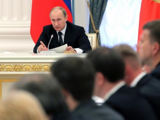 Путин, правительство, российская экономика