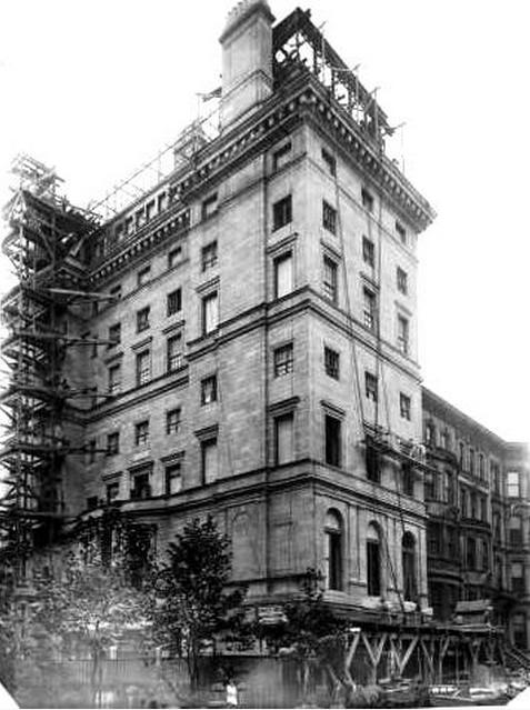Дом Рокфеллера Нью-Йорк Манхэттен