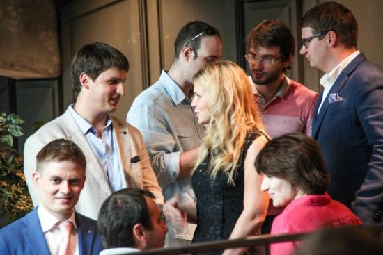 Фотографии с Moscow Hedge Fund Dinner