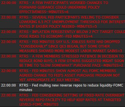 Протокол ФРС