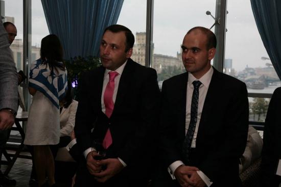 Гарик Мартиросян Европа Финанс, Георгий Иванян