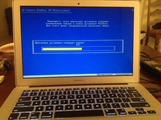 Установить торговый терминал на Mac Book