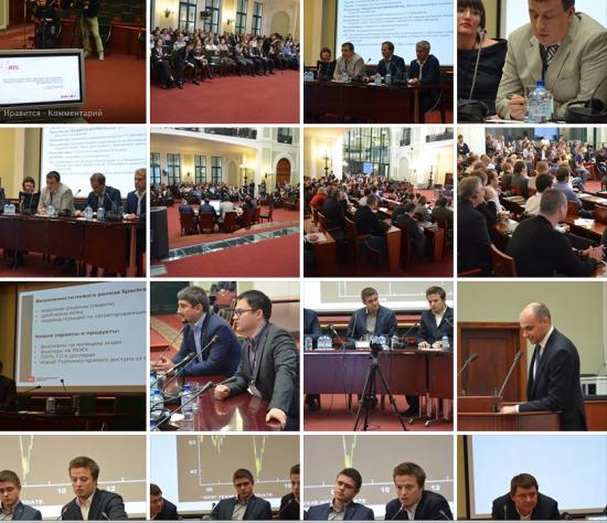 Встречи смартлаба в Москве и Санкт-Петербурге (2014)