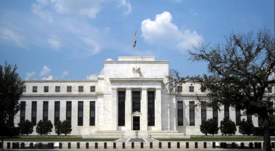 Главное здание ФРС США в Вашингтоне