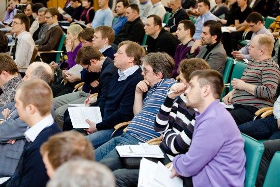 Конференция смартлаба в Санкт-Петербурге 5 апреля 2014