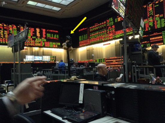 Chicago trading floor 2014