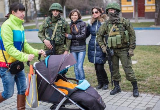 Что происходит в Крыму и в Украине? Подробно за 01.03.2014