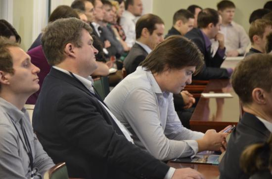 Конференци смартлаба в Москве началась!