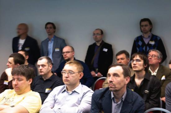 Опционная конференция, которая прошла в субботу в Санкт-Петербурге