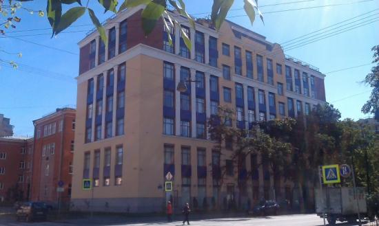 Бизнес Центр Петроконгресс