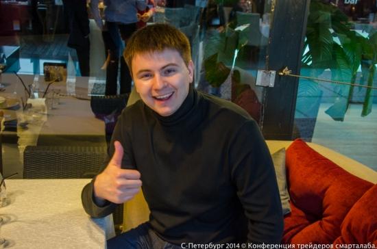 Алексей Марков, United Traders