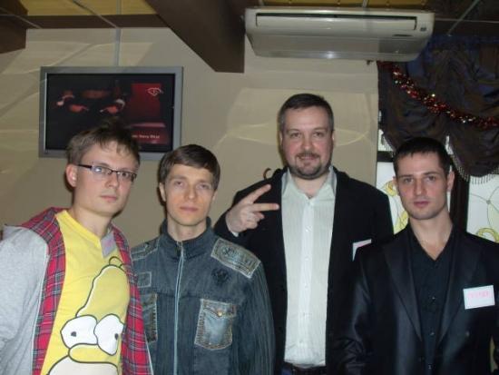 Пивная встреча трейдеров в Москве.