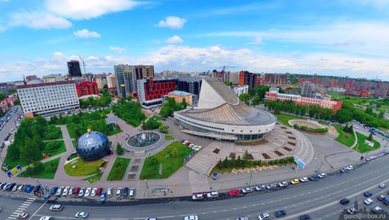 Может, замутим тусовку в Новосибирске?