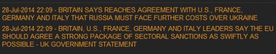 22:09 Британия: о санкциях против России