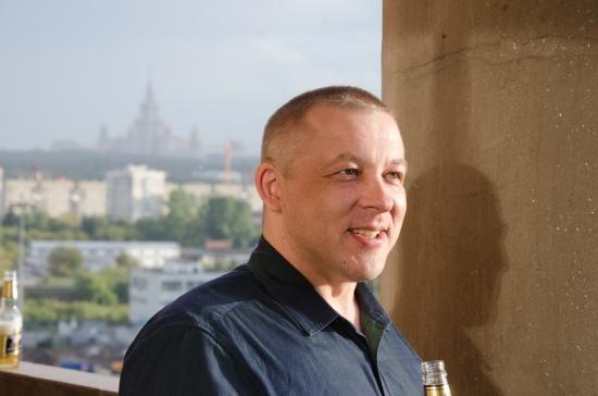 Сергей Москва: