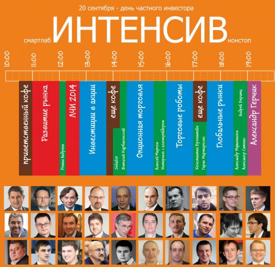 Небольшие изменения в программе московской конференции
