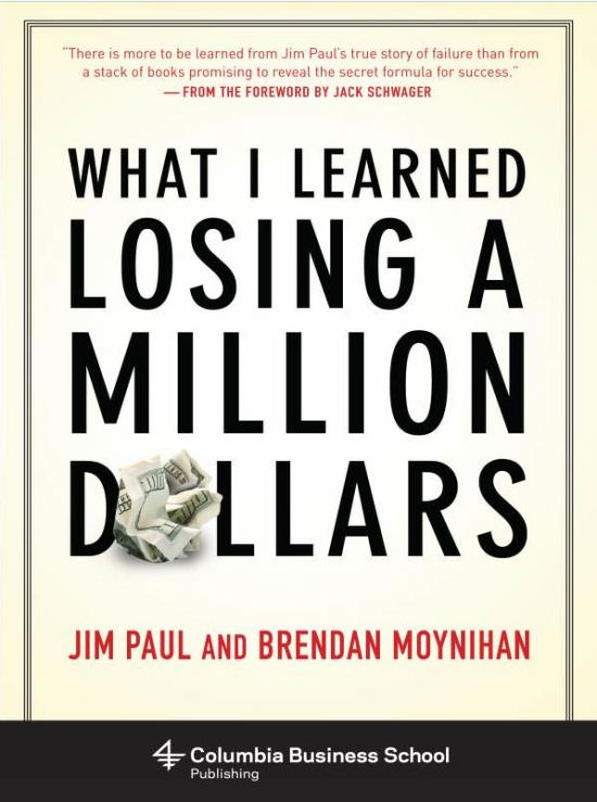 True Flipper про книгу: What I Learned Losing a Million Dollars