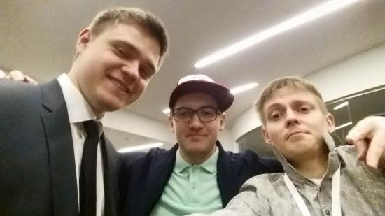 Дмитрий Шагардин, Александр Ситник, Тимофей Мартынов