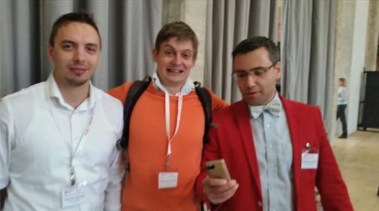 Дмитрий Черемушкин, Тимофей Мартынов, Александр Веденеев