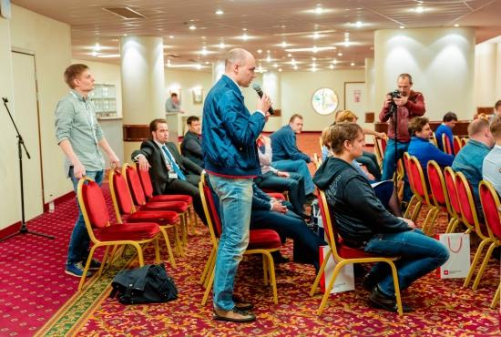 Вадим Писчиков Algebra, Тимофей Мартынов, конференция трейдеров