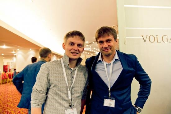 Тимофей Мартынов, Андрей Алетдинов, управлющий Брокерской Компанией БКС