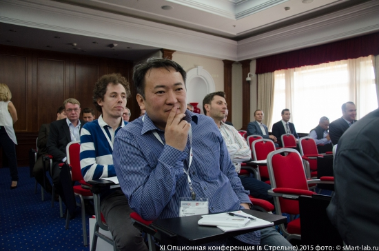 Олег Ким, Сбербанк CIB
