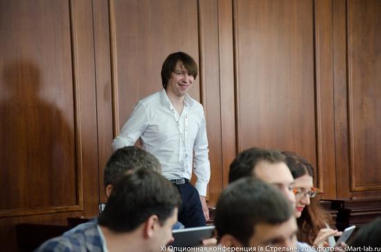 Роман Вишневский, United Traders