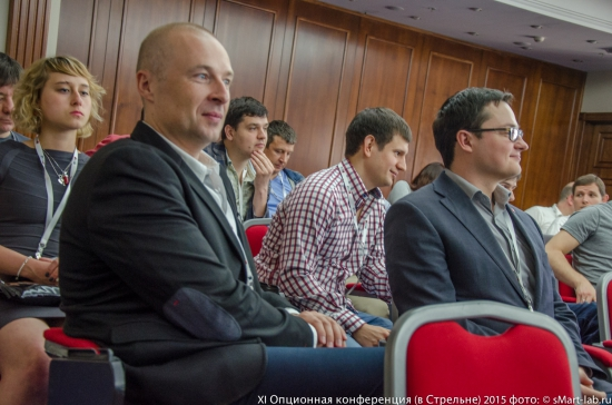 Арсений Глазков, Валерий Скотников, Московская Биржа