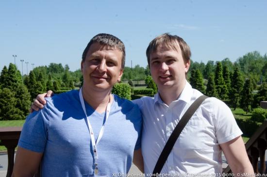 Александр Жаворнков, Сергей Васильев, частные алготрейдеры