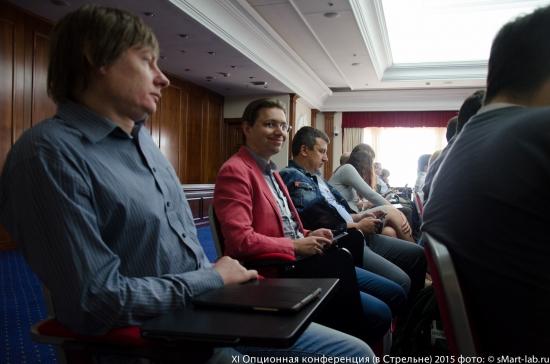 Сергей Елисеев (Option Lab), Олег Мубаракшин (It Invest), Александр Жаворонков