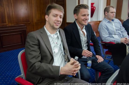Руслан Режепов (Ренессанс), Артем Фетисов (Сбербанк CIB)