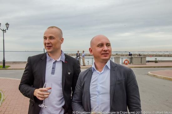 Арсений Глазков, Кирилл Пестов, Московская Биржа