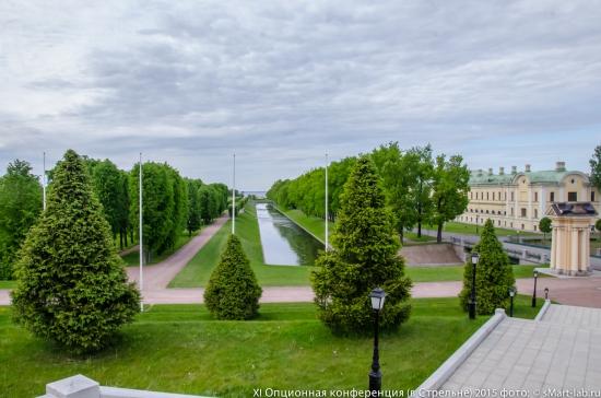 Дворец Путина в Стрельне. Фото