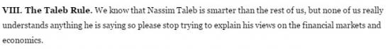 Правило Талеба