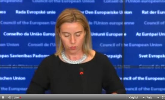 Вещание еврогруппы по Греции. Начало в 18:30мск