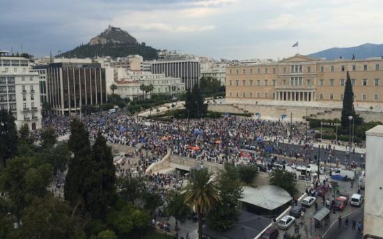 Еще последние новости по дефолту Греции