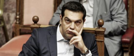 После непродолжительной фрустрации, Ципрас сдался
