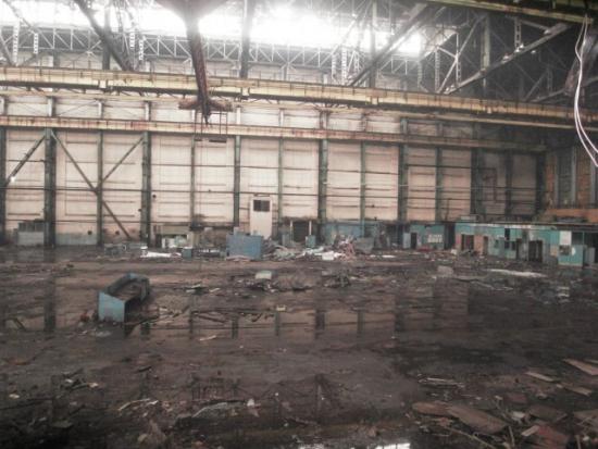 Завод Авиакор