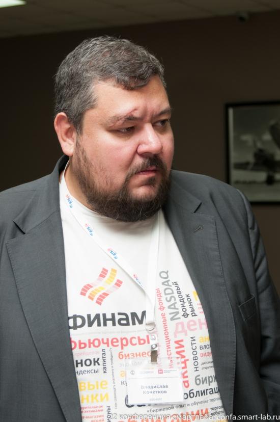 Владислав Кочетков, Финам