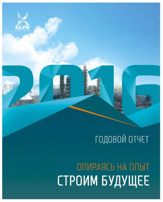 Годовой отчет НКНХ 2017