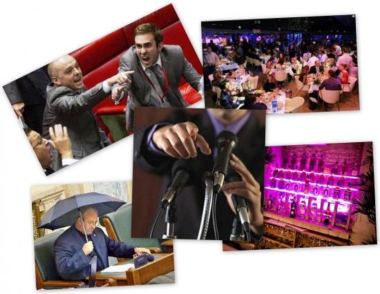 Впервые в Москве, 27 апреля, ресторан-бар Майами, Новый формат встреч