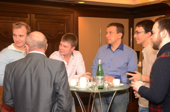 Несколько фото и пару мыслей с прошедшей алго-конференции.